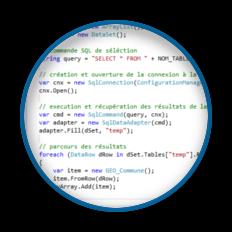 capture code